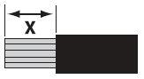 3 Pole Mini PL Spec Pak® Jam Nut  Prepare Wires