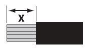 3 Pole Mini PL Spec Pak® Plug (Female) Prepare Wires