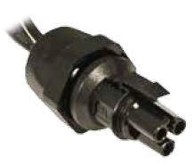 3 Pole Mini PL Spec Pak® Plug (Female) Final Assembly